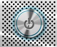 Free Mac Power Button Royalty Free Stock Photo - 22548085