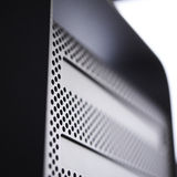 Mac Pro case Stock Photo