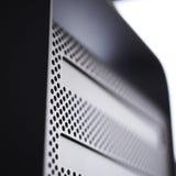 Mac Pro case. Close-up with unique composition Stock Photo