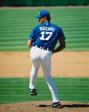 Mac Suzuki, Kansas City Royals. Royalty Free Stock Photos