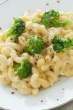 Mac und Käse Lizenzfreies Stockfoto
