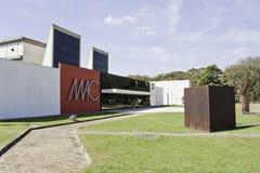 MAC-USP - São Pablo - el Brasil Fotografía de archivo libre de regalías