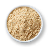 Maca powder Royalty Free Stock Photography