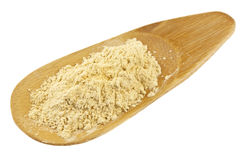 Maca root powder Stock Photography
