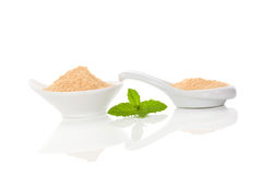 Maca root powder. Stock Images
