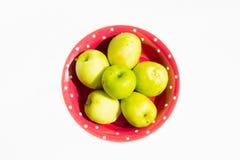 Macaco Apple imagem de stock