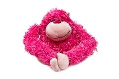 Macaco do brinquedo do divertimento Fotografia de Stock