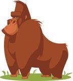 Macaco engraçado Foto de Stock Royalty Free