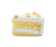 Macadamia Cake Stock Photo