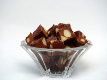 Macadamia-Mutteren-Unsinn Lizenzfreie Stockfotos