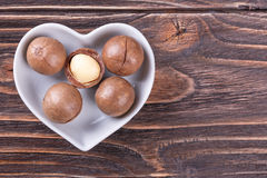Macadamia nut Stock Photography