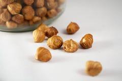 Macadamia nuts royalty free stock photos