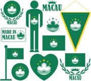 Macao libre illustration
