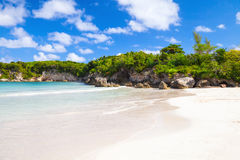 Macao Beach, popular touristic resort. Of Dominican Republic, Hispaniola Island Royalty Free Stock Images
