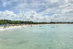 Macao Beach, Punta Cana, Dominican Republic Royalty Free Stock Image