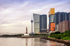 Macao China royalty free stock images