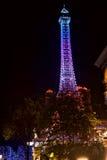 Macao china night view Royalty Free Stock Photos