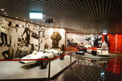 Macao, China: Racing Museum Royalty Free Stock Images