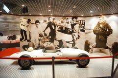 Macao, China: Racing Museum Stock Image