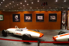 Macao, China: Racing Museum Stock Photos