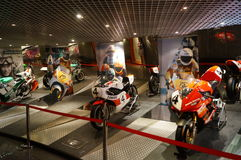 Macao, China: Racing Museum Royalty Free Stock Photography