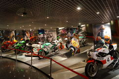 Macao, China: Racing Museum Stock Image