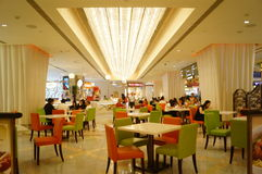 Macao, China: Restaurant Stock Photography