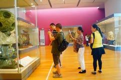 Macao, China: return to the memorial Stock Photo