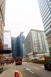 Macao, China: urban road traffic landscape Stock Image