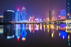 Macao, Chine Image libre de droits