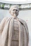 MACAO - December 13 2015: Lin Zexu Statue på Lin Zexu Memorial Museum Royaltyfria Foton