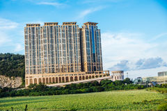 Macao domowy budynek Obraz Stock