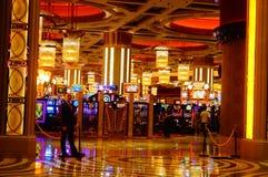 Macao Entertainment Hotel Stock Photos