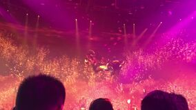 Macao Entertainment Macau Mgm Theatre Cotai Fuerza Bruta Wild Music Dance Stage Effects Theater Arts Live Production
