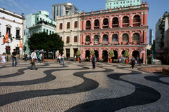 Macao island Royalty Free Stock Photography