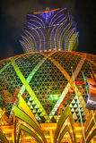 Macao kasyno Obrazy Royalty Free