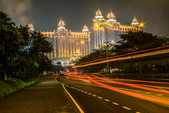 Macao at 3 a.m. Stock Images