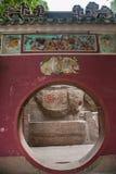 Macao Matsu Hongin Court constructiva histórica famosa Fotografía de archivo libre de regalías