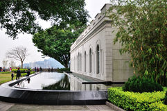The Macao Museum. In china.The photo was taken as 2015.3.1 Royalty Free Stock Photography