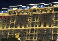 Macao Parisian Hotel Royalty Free Stock Photo