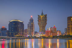 Macao scenery Stock Photos