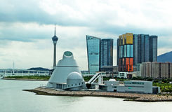 Macao Science Center Stock Photography