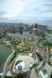 Macao-Stadt Stockfoto