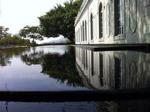 Macao trädgård Royaltyfri Fotografi