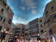 Macao veneciana fotografía de archivo libre de regalías