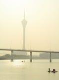 Macao wierza zdjęcia royalty free