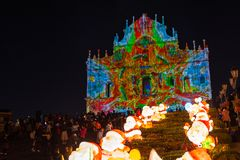 Macau light festival 2019