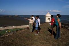 Macapa, Festung Stockfoto