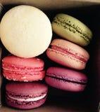 Macaron Foto de Stock Royalty Free
