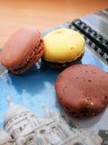 Macaron Fotografia de Stock Royalty Free